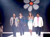 "Salman, Lara Darsheel défilent lancement marque ""Guru"""