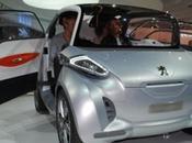 Peugeot Concept (les concept-cars électriques l'IAA 2009 billet n°6)
