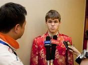 Tournoi d'échecs Nanjing Carlsen impérial Chine!