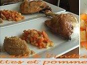 Lentilles corail l'indienne carottes pommes epices