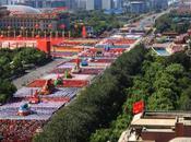Défilé militaire Chine