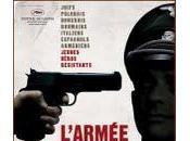 L'armée crime, aime-t-on film sujet