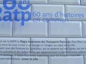 RATP scène d'histoires commun
