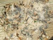 Fricassée champignons tofu