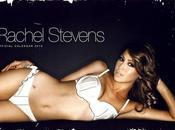 Rachel Stevens, calendrier 2010