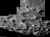 manquez l'impact LCROSS Lune direct NASA