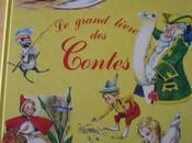 Grand Livre Contes PERRAULT, GRIMM ANDERSEN