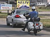 Motorcyle Motard Police Américaine