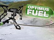 Réchaud Multi-carburants expédition