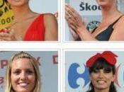 """hôtesses Tour (2/3) presse nationale également"""""""