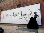 York Street Advertising Takeover: Publicité