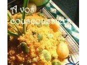 couscous...