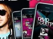 David Guetta débarque dans iPhone