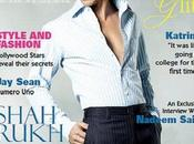 Shahrukh Khan fait couverture Bollywood Glitz (peut mieux faire)