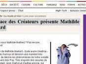Feminin.com parle Mathilde Maillard