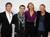 Cameron Bright, Charlie Bewley, Jamie Campbell-Bower Melissa Rosenberg Rome