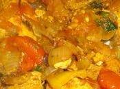 Goulash poulet