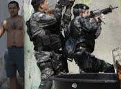 guerre dans favelas