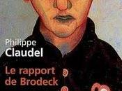 rapport Brodeck, Philippe Claudel