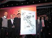 Foto Presentazione Giro d'Italia 2010