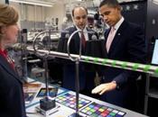 Smart grids Barack Obama annonce plan d'investissement milliards dollars