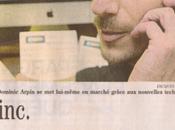 """Dominic Arpin face Devoir!"""" journalistes doivent-ils passer personal branding pour survivre dans industrie crise"""