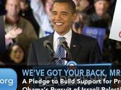 Soutenir initiatives d'Obama pour paix Proche Orient. Signons massivement