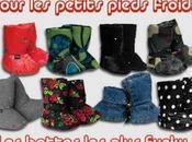 Bottes bébé Fashion version Elodie details !!!! Comment garder petits petons.....au chaud!