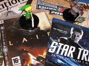 Zelda, star trek, lair, playstation...