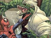 seul adversaire face Spider-Man Lézard