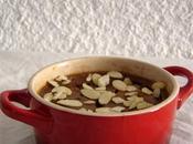 Petits flans poires cacao cannelle