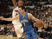 Pluie 3-Points Toronto Redick, Jameer Nelson Ryan Anderson régalent