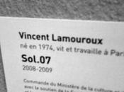 Exposition centre Pompidou accueille Vincent Lamouroux