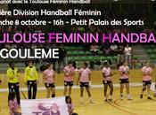 Toulouse Féminin Handball-Angoulême gagnez places