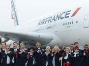 A380 d'Air France, cérémonie direct