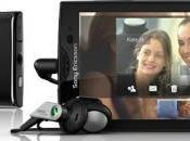 Xperia Android embarque dans poid lourd