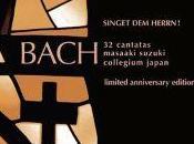 Série limitée l'intégrale cantates Bach Maasaki Suzuki (suite)