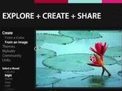 Présentation Adobe Kuler