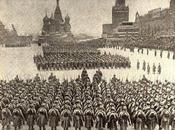 Commémoration Grande guerre patriotique place rouge
