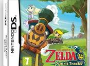 Legend Zelda: Spirit Tracks