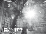Dossier skate park sport extreme reprend place