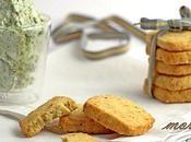 Sable aperitif fromage: morbier noisettes