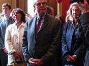 Raoult N'Diaye Mitterrand, ministre, botte touche