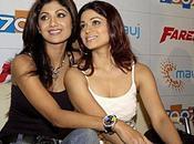 Shamita Shetty quitte Brother pour soeur Shilpa!