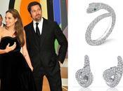Angelina Jolie Brad Pitt créateurs bijoux