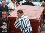 Géorgie Première Urgence renforce aide déplacés victimes conflit.