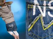 Irrésistible cette jupe jean façon Vintage