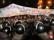 Egypte/Algérie: manifestation violente Caire, crise diplomatique enfle
