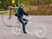 vélo sans fourche ....