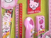 Relooke console Nintendo avec Hello Kitty